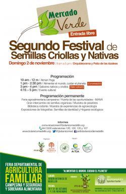 Asamblea de la Red de semillas criollas y Nativas de Antioquia