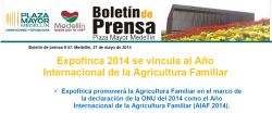 Expofinca 2014 se vincula al Año Internacional de la Agricultura Familiar